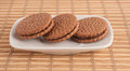 Free Biscuits Stock Photography - 28317032