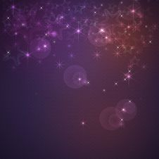 Free Shining Stars Background Stock Images - 28312824