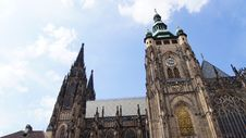 Free St. Vitus Cathedral Royalty Free Stock Photos - 28313948