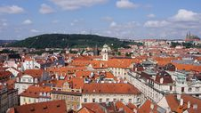 Free View Of Prague From Hill Stock Images - 28313984