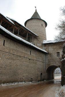 Free Pskov Krom Stock Photography - 28315922