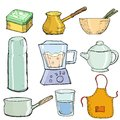 Free Kitchen Objects Stock Photography - 28322462