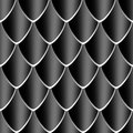 Free Black Dragon Skin Texture Royalty Free Stock Photography - 28329647