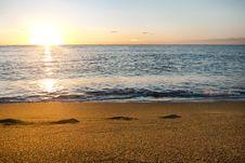Free Mediterranean Sea Coastline Royalty Free Stock Image - 28324206