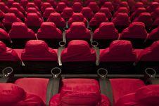 Free Rows Of Seats Stock Photo - 28327370