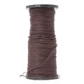Free Spool Of Brown Capron Thread Stock Image - 28330181