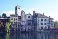 Free Saint Giulio Island On Orta Lake, Italy Stock Photo - 28334010