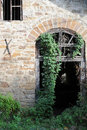 Free Abandoned Mill Entrance Stock Photo - 28334260