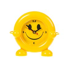 Free Happy Face Alarm Clock Stock Images - 28334864