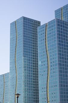 Free Buildings Of Astana City Stock Images - 28338944