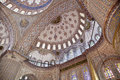 Free Sultanahmet Blue Mosque Interior - Dome Royalty Free Stock Images - 28342899