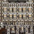 Free Electronic Circuit Macro Royalty Free Stock Photo - 28347585