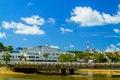 Free Landscape Of Phuket Town Royalty Free Stock Photo - 28348115