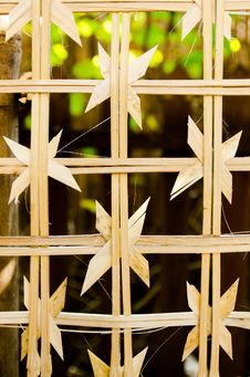 Free Bamboo Blinds Stock Images - 28340564