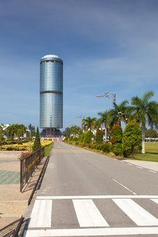 Free Menara Tun Mustapha &x28;Sabah Foundation Building&x29; Stock Image - 28343631