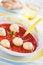 Free Tomato Soup Royalty Free Stock Photos - 28348228