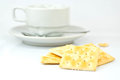 Free Saltine Crackers Royalty Free Stock Photos - 28353648
