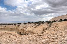 Free Jericho In Judean Desert Royalty Free Stock Image - 28350916