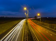 Free Highway N11 Stock Image - 28351191