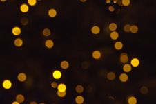 Free Defocused Abstract Christmas Background Royalty Free Stock Images - 28352809