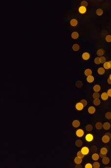 Free Defocused Abstract Christmas Background Stock Image - 28352851