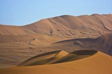 Free Sand Dune Stock Photo - 28353040