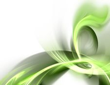 Free Abstract Green Stock Image - 28358691