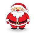 Free Santa Claus On White Background Royalty Free Stock Photography - 28362037