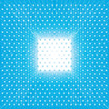 Free Abstract Stars On Blue Background. Royalty Free Stock Photography - 28363417