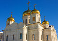 Free Spasski Cathedral In Pyatigorsk. Royalty Free Stock Photos - 28367458