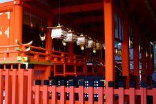 Free Fushimi Inari Shrine In Japan Stock Photos - 28366573