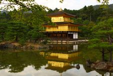 Free Kinkakuji Temple In Kyoto, Japan Royalty Free Stock Photos - 28367018