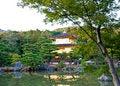 Free Kinkakuji In Autumn Season At Kyoto, Japan. Stock Photo - 28373360