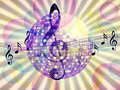 Free Funky Music Background With Dico Ball Royalty Free Stock Images - 28374219