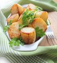 Free Fresh Potatoes Fried Stock Image - 28374531