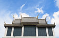 Free Gray Temple Roof Royalty Free Stock Photos - 28376148