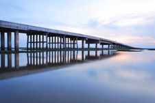 Free Concrete Bridge Stock Photography - 28373232