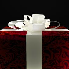Free Present Box Royalty Free Stock Images - 28378279