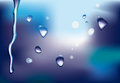 Free Raindrops On Window Royalty Free Stock Images - 28382109