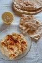 Free Hummus Stock Photography - 28383002