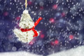 Free Happy Snowmen Royalty Free Stock Photo - 28384425