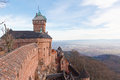 Free Haut-Koenigsbourg Castle Stock Image - 28387761