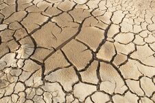 Free Cracked Earth Stock Photography - 28385822