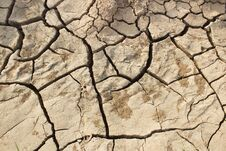 Free Cracked Earth Royalty Free Stock Photography - 28385857