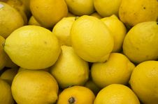 Free Pile Of Lemons Royalty Free Stock Photography - 28385867