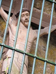 Free Statue Of Jesus Christ Royalty Free Stock Images - 28387389