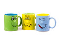 Free Coffee Cup With A Grin Stock Image - 28392081