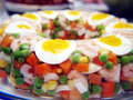 Free Aspic With Eggs Royalty Free Stock Images - 28394389