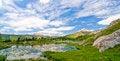 Free Beaver Lagoon In The San Juan Mountains In Colorado Royalty Free Stock Photo - 28394425