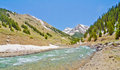 Free A Mountain Stream In The San Juan Mountains Of Colorado Royalty Free Stock Image - 28394466